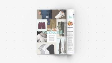 Lynn Mall SS18 In Magazine - p6-7